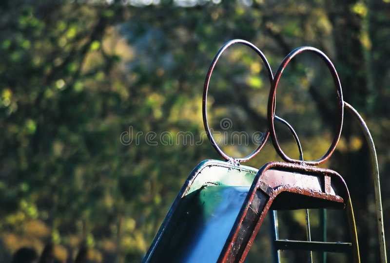Download Slide on Fun fair stock image. Image of elements, kids, executive - 46637