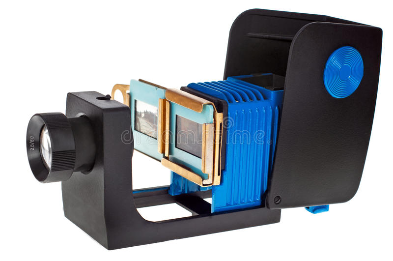 Slide Projector Royalty Free Stock Image
