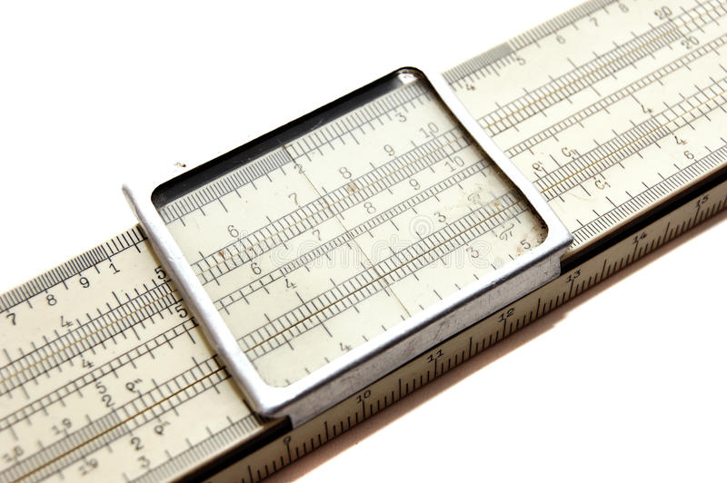 Download Slide rule stock image. Image of technology, sketching - 10879971