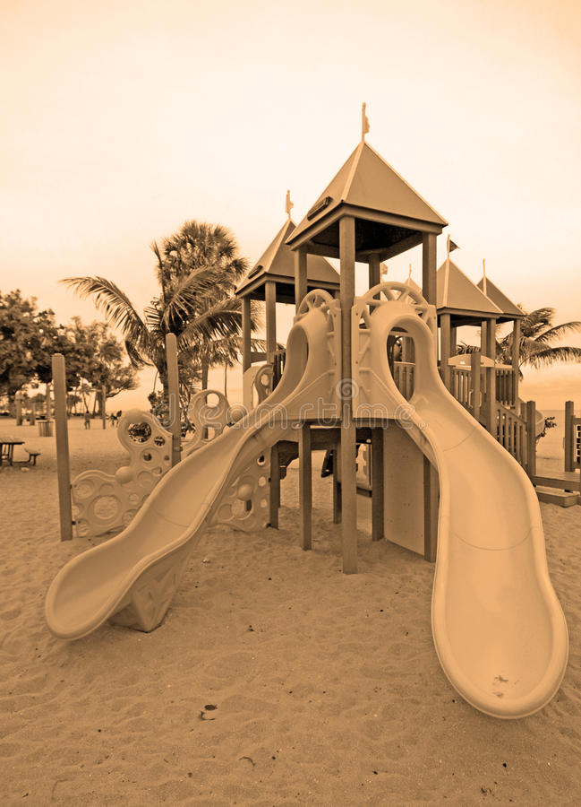 Download Slides At Park Stock Photo - Image: 25411650
