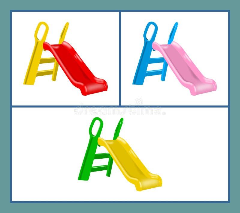 Slides stock images