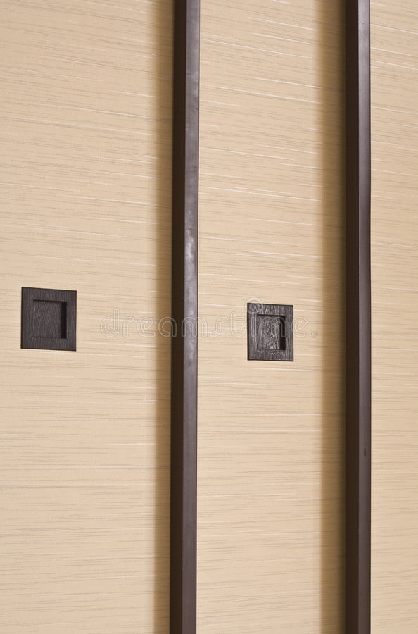 Download Sliding doors abstract stock photo. Image of house, home - 4588460