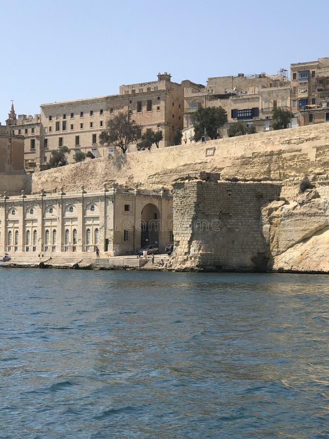 Sliema Malte photos stock