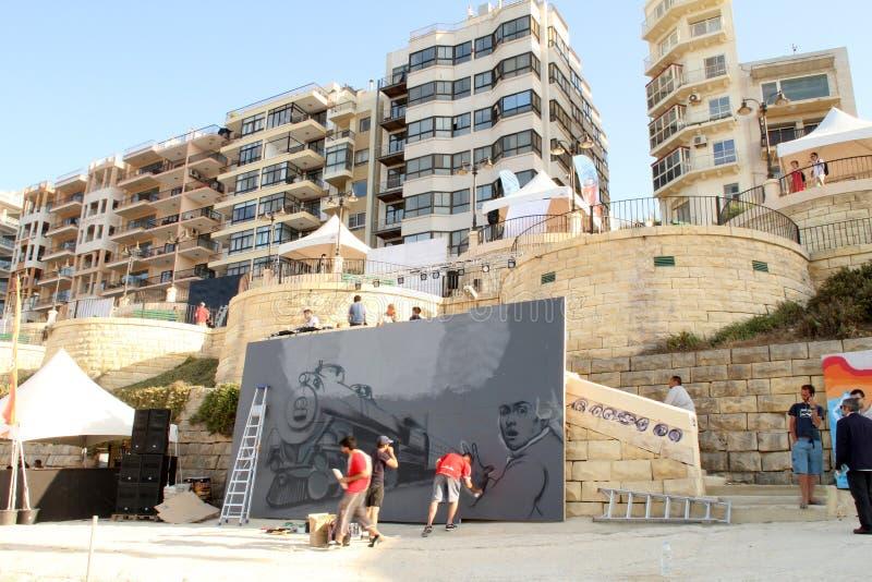 Sliema Street Art Festival