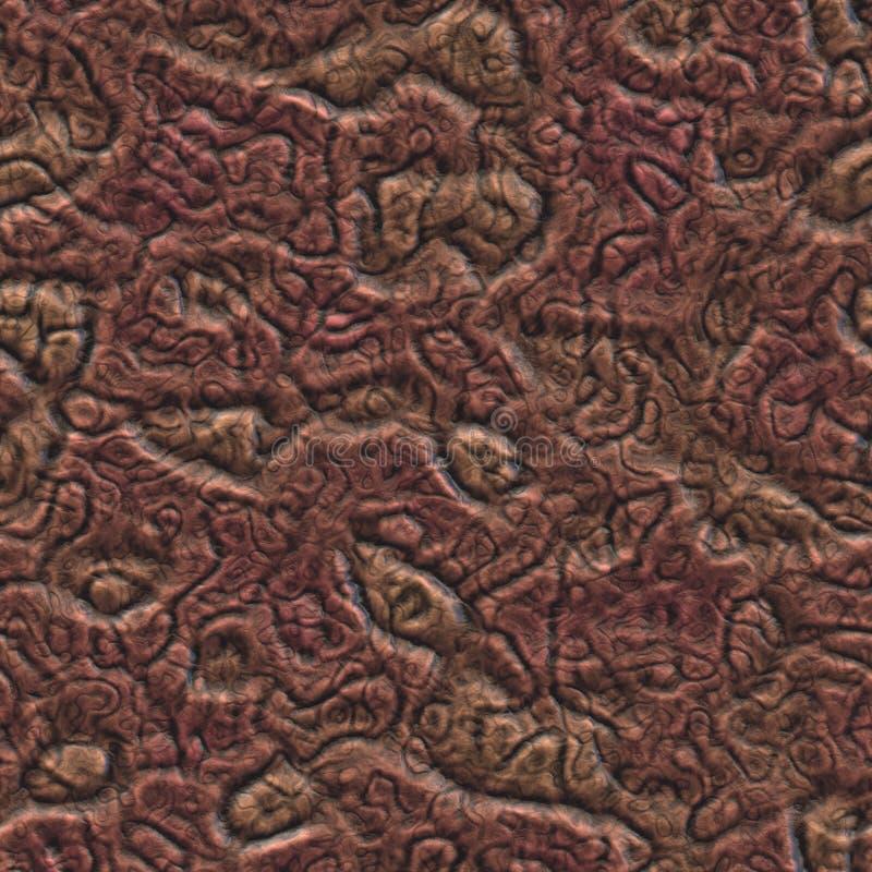 Slijmerig organisch weefsel royalty-vrije stock afbeeldingen