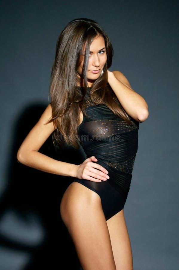 Slim gorgeous girl