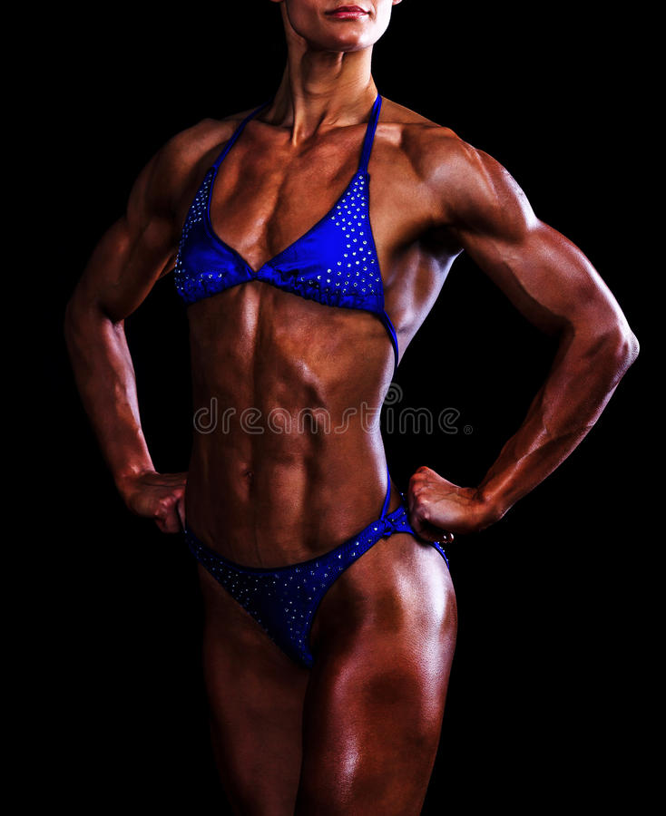 Muscled females #1