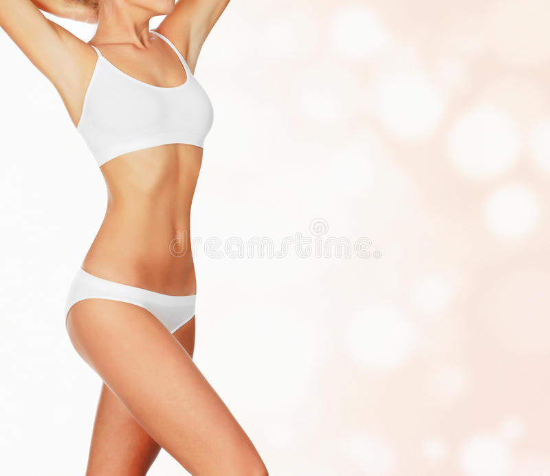 Download Slim woman stock photo. Image of perfect, care, legs - 33321792