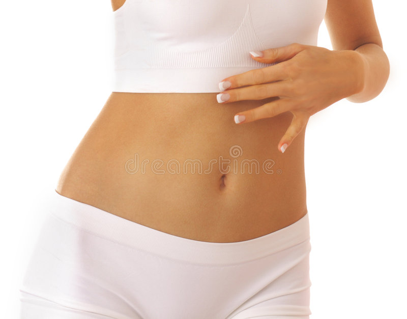 Download Slim woman body stock image. Image of person, attractive - 8030683