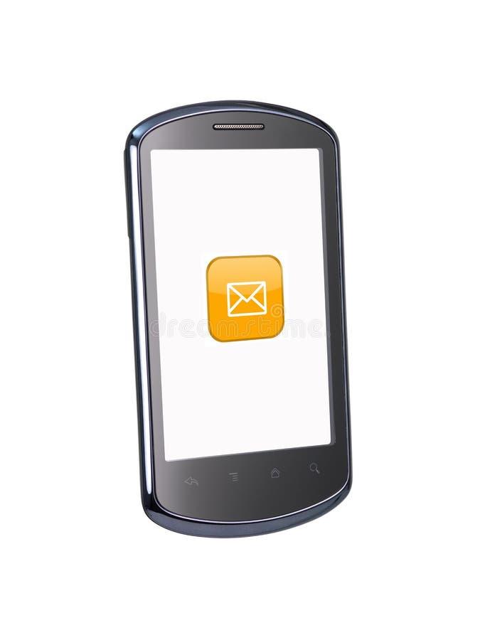 Slimme Telefoon royalty-vrije stock afbeelding