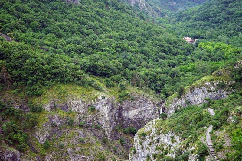 Download Slinga i bergen fotografering för bildbyråer. Bild av tree - 78729159