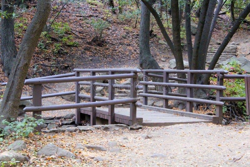 SlingaNojoqui nedgångar parkerar Kalifornien fotografering för bildbyråer