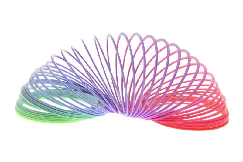 Slinky Toy royalty free stock photos