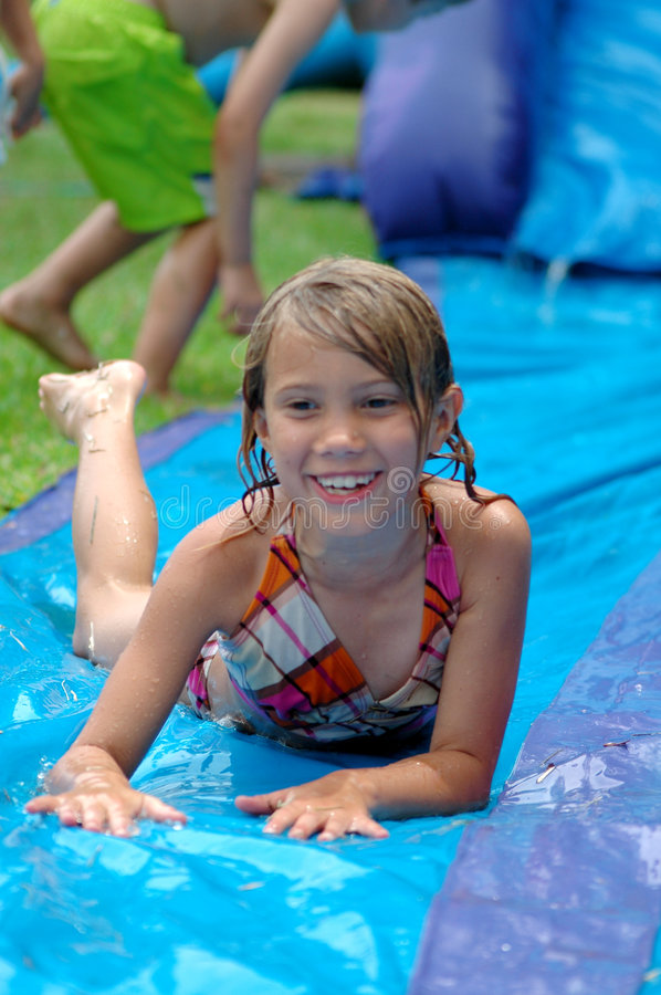 Free Slip And Slide Stock Images - 2528404
