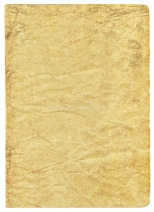 slitage paper arkivfoton