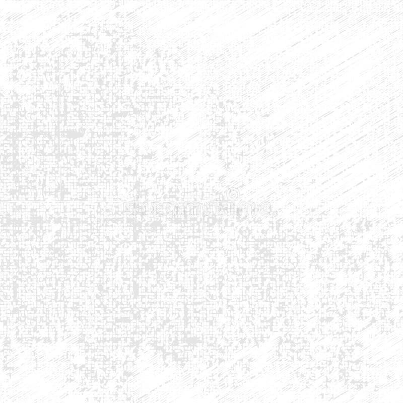 Sliten grungetexturvektor royaltyfri illustrationer