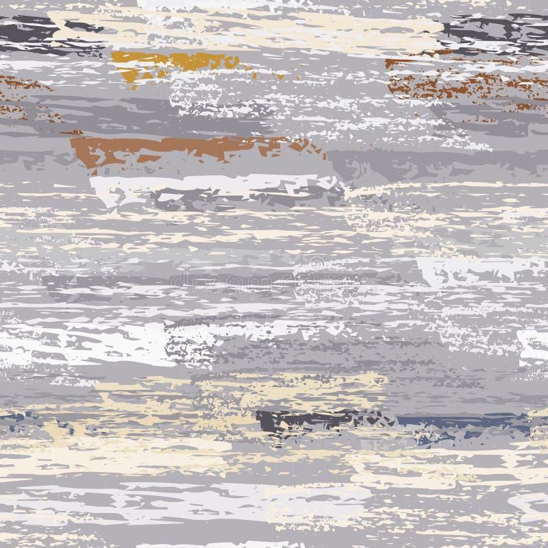 Sliten yttersida för texturkritakol pinstripe stock illustrationer