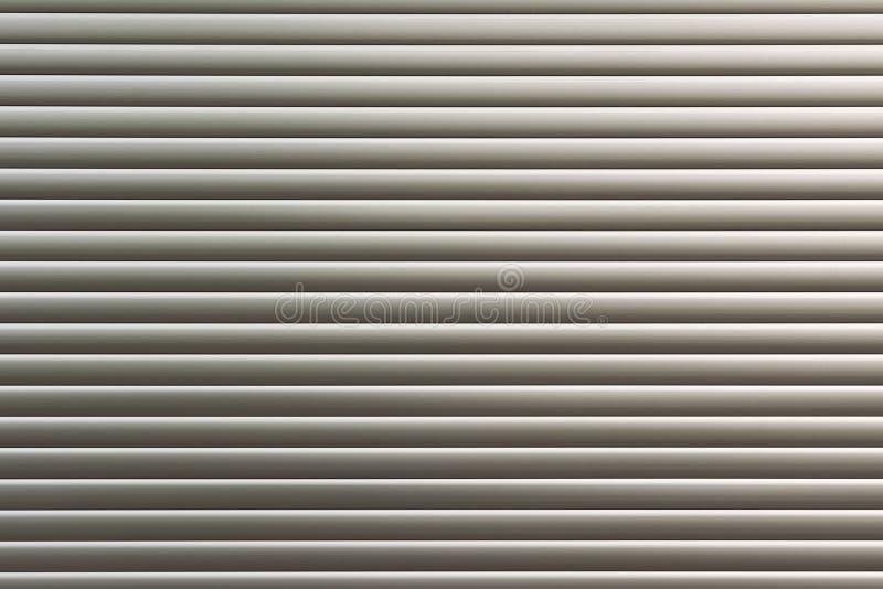 Sliver metal door. Background texture of sliver metal door stock photo