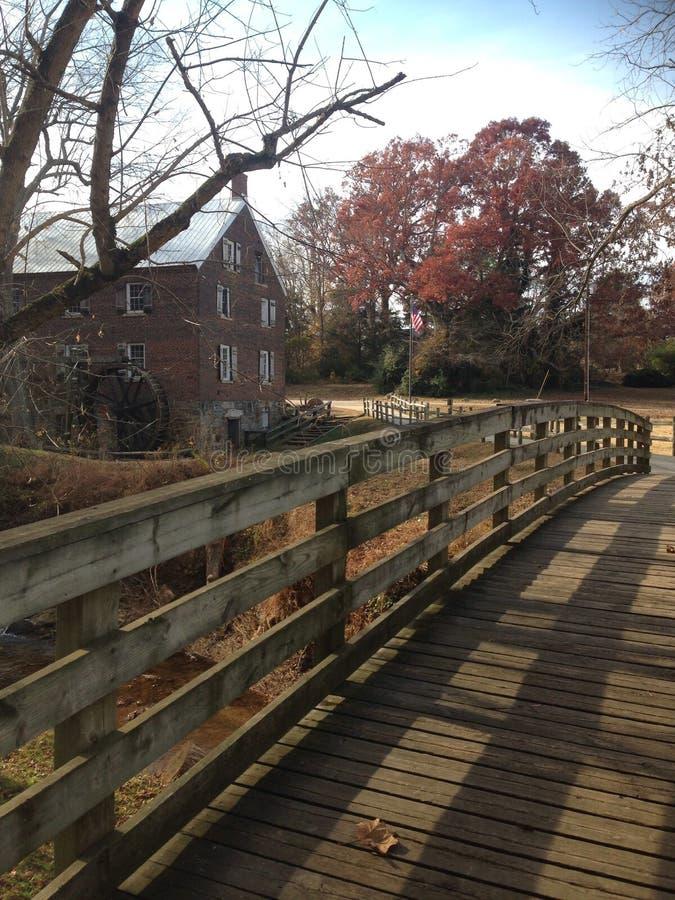 Sloan Park en el NC imágenes de archivo libres de regalías