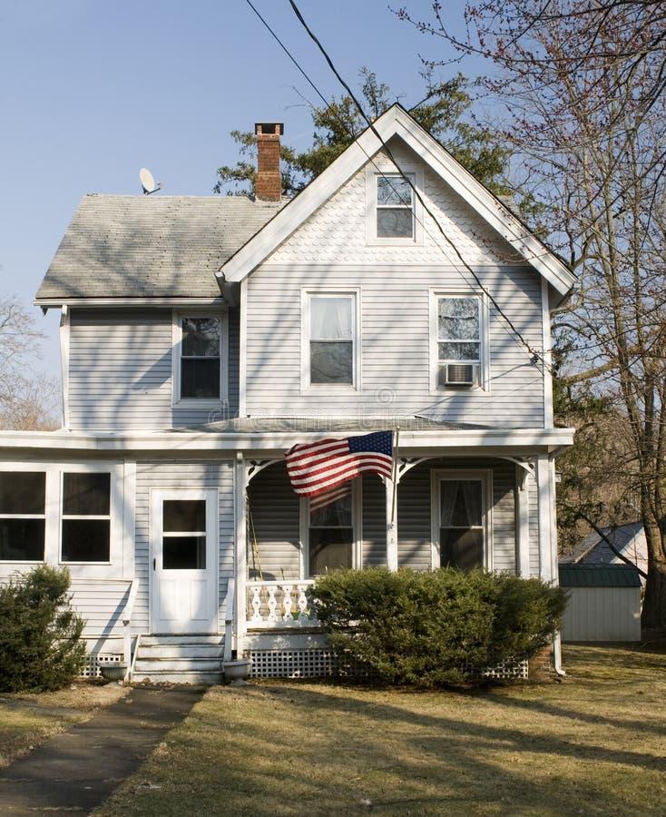 Sloatsburg Rural Nueva York De La Casa Foto de archivo - Imagen de ...