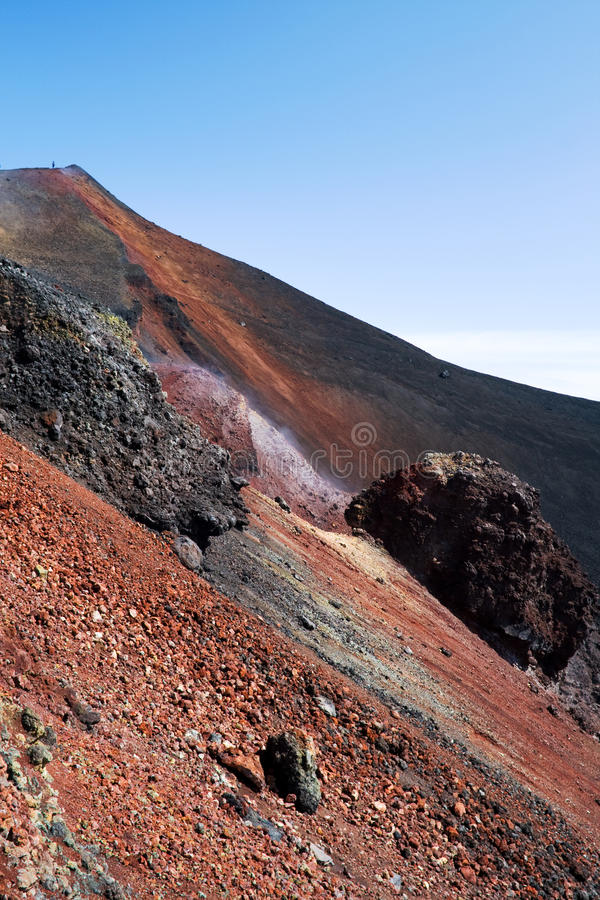 Download Slope Of Volcano Stock Photography - Image: 11126062