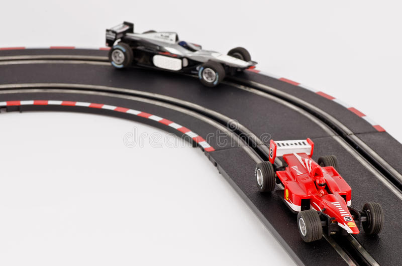 Download Slot cars stock photo. Image of fast, automobile, childhood - 21955460
