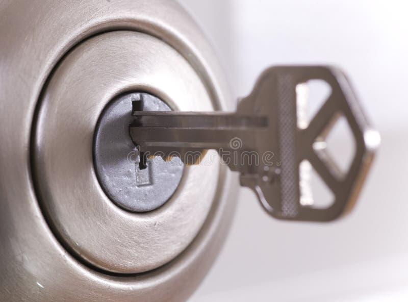 Slot en sleutel