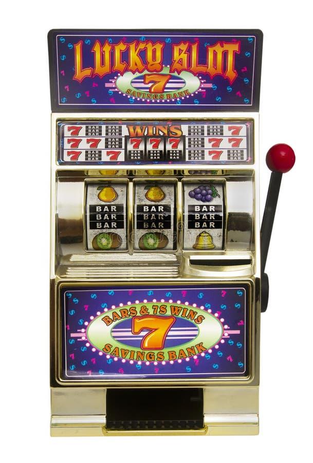 Free Slot Machine Stock Photography - 88275102