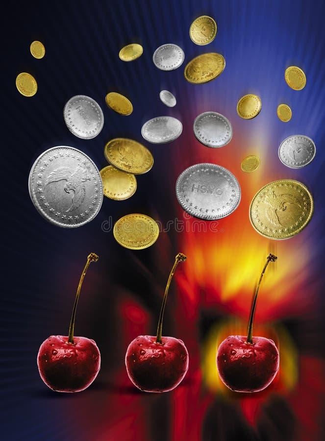 Free Slot Machine Fruit Royalty Free Stock Photography - 1127377
