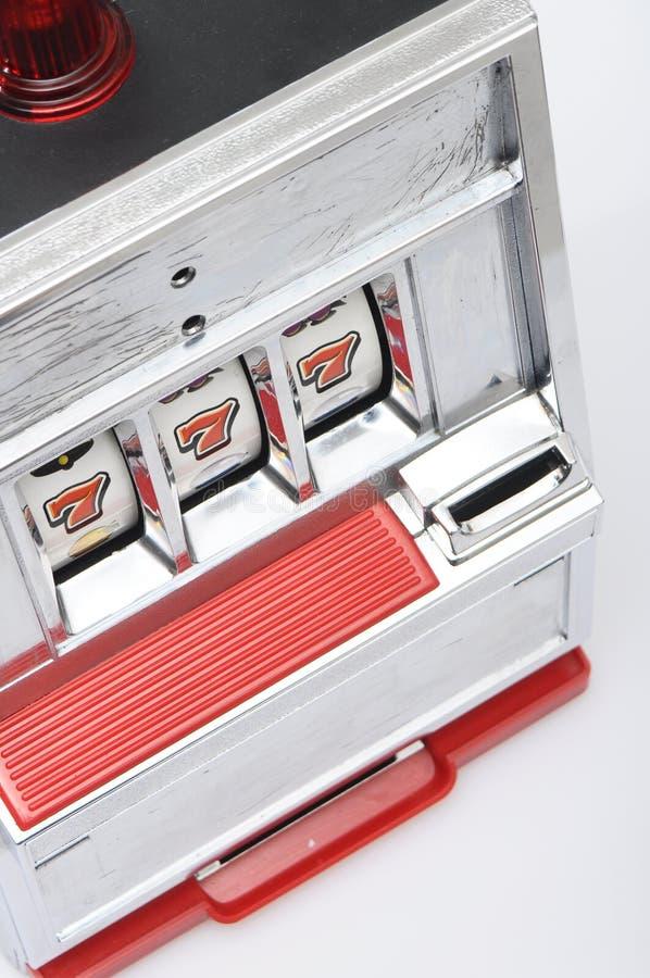Download Slot Machine And Jackpot Three Seven Stock Image - Image: 27402307