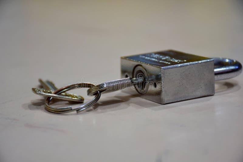 Slot, Sleutel, Veiligheid stock fotografie