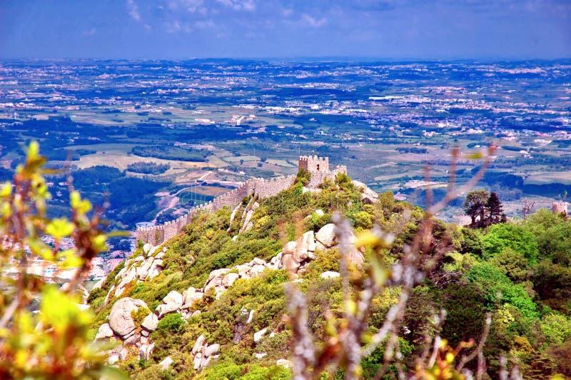 Download Slott arkivfoto. Bild av park, portugal, medeltida, historia - 501820