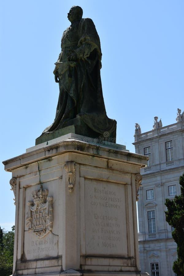 Download Slott Av Ajuda I Lissabon, Portugal Arkivfoto - Bild av museum, slott: 76700214