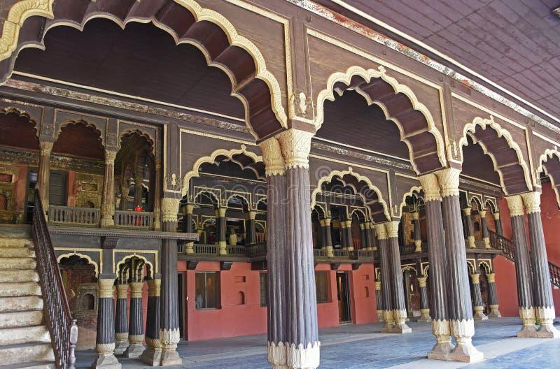 Slott av den Tipu sultan royaltyfri foto