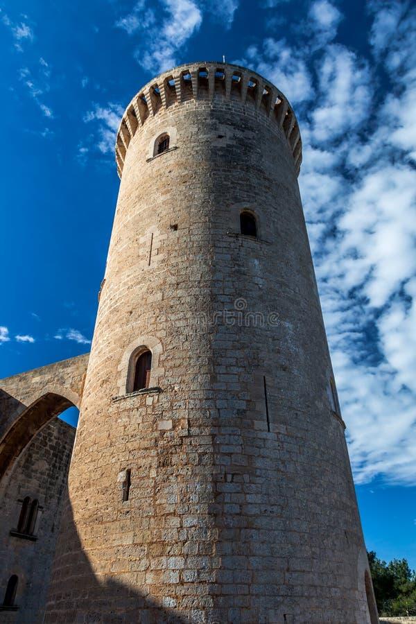 Slott av Motaen fotografering för bildbyråer
