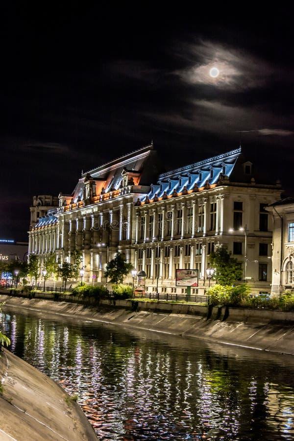 Slott av rättvisa, Bucharest arkivfoton