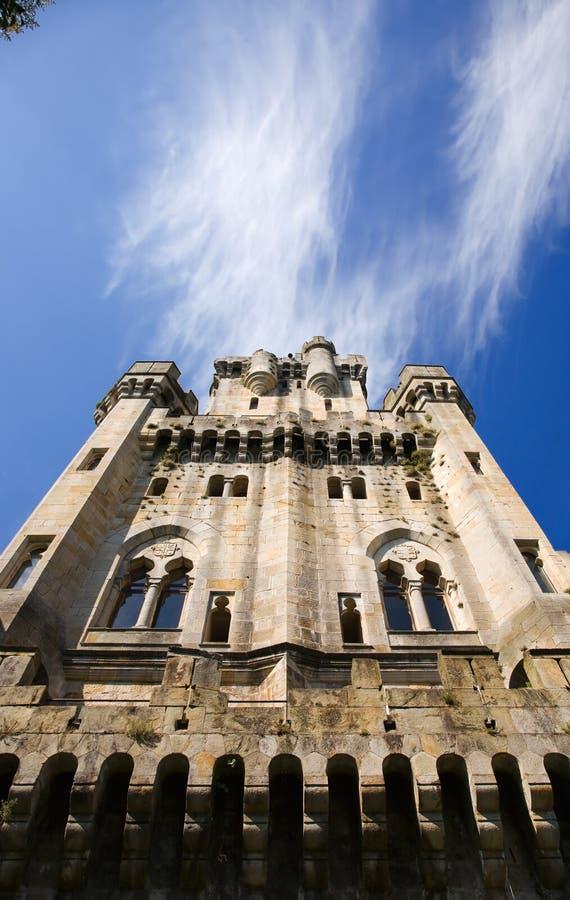 slott för 2 butron royaltyfria foton