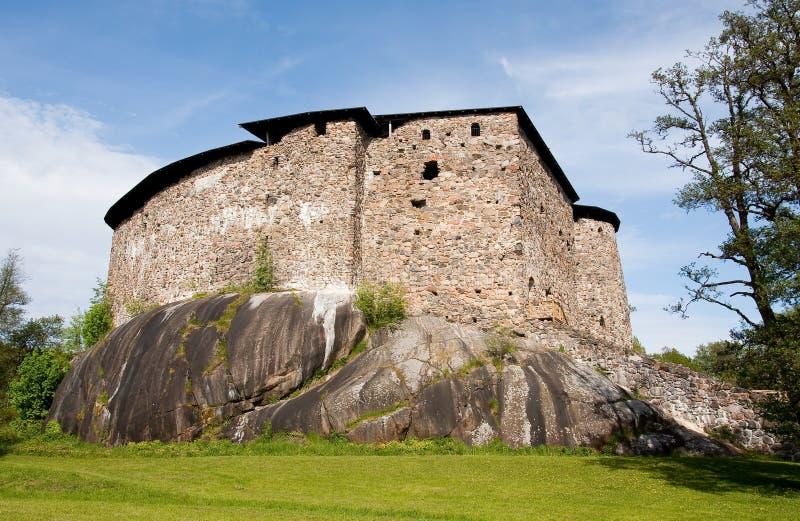 Slott i Finland arkivbilder