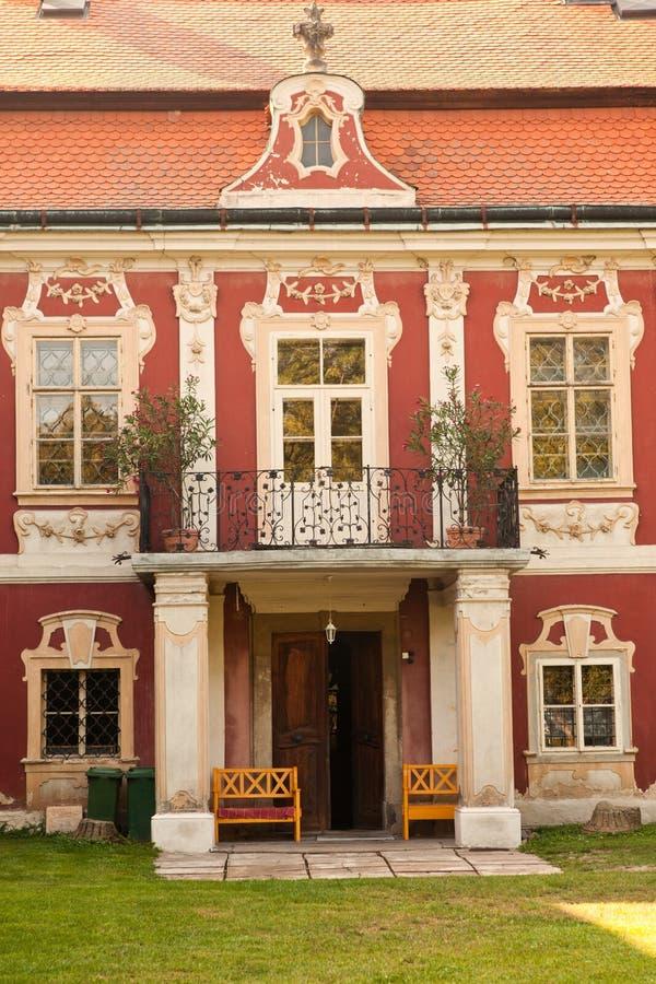 Slott Steknik arkivbilder