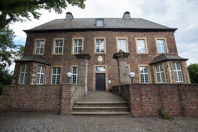 Slott vondern Tyskland arkivbild