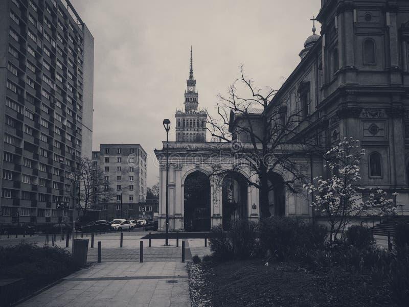 Slotten av kultur arkivbilder