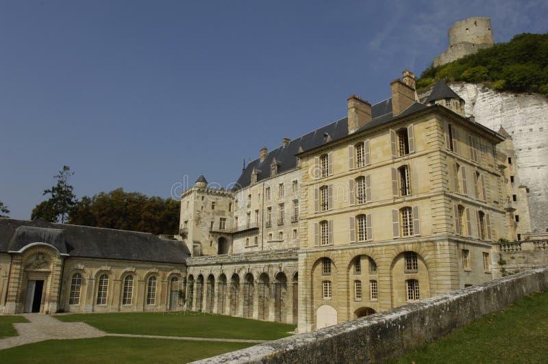 slottguyon La Roche fotografering för bildbyråer