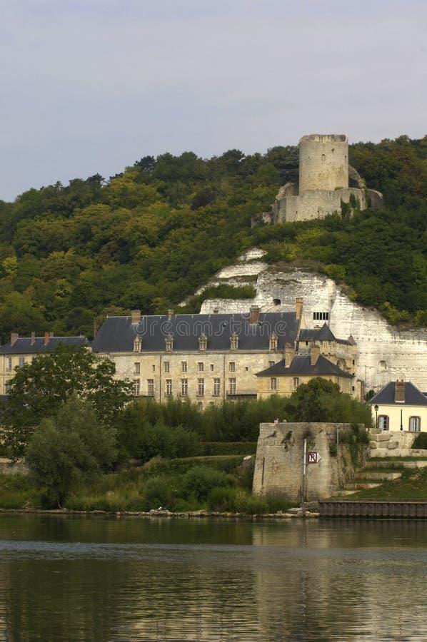 slottguyon La Roche royaltyfri bild