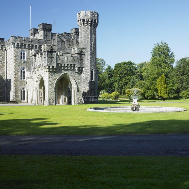 slottjohnstown fotografering för bildbyråer