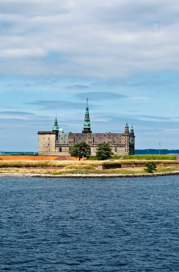 slottkronborg royaltyfri bild