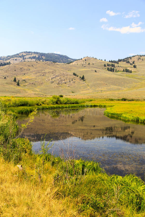 Download Slough Creek Yellowstone Stock Photos - Image: 33194473