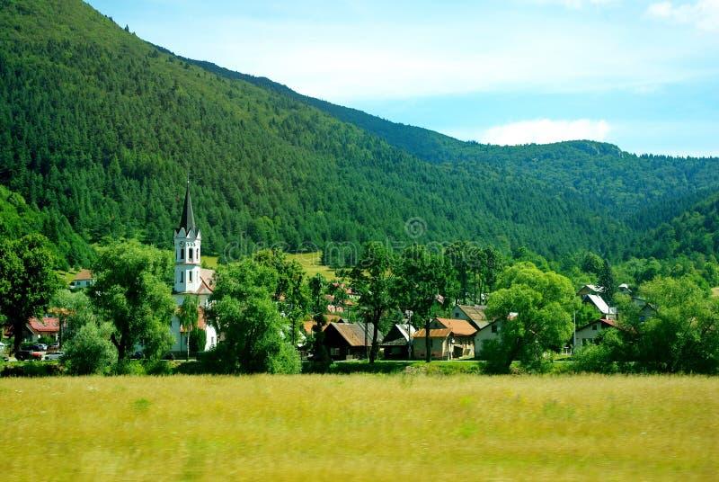 slovakia fotografia stock