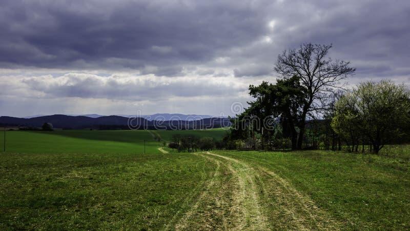Slovakian landscapes royalty free stock photo