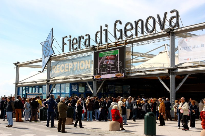 Download Slow Fish 2009, Genoa, Italy Editorial Image - Image: 9041490