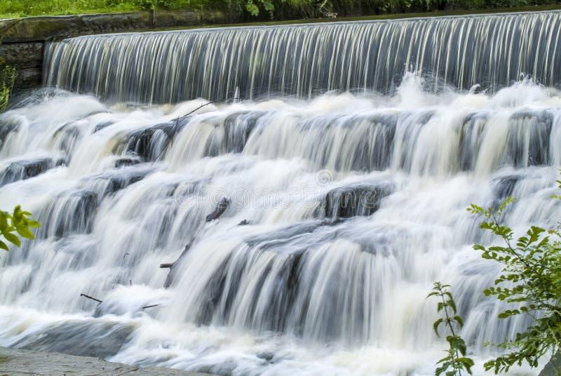Slow motion Waterfall stock photos